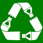 Logo Symbole Sigle Recyclage Bouteilles