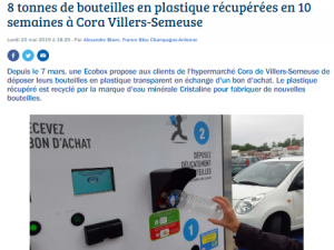 Article France Bleu Ecobox Recyclage