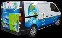 Camion €cobox Bouteilles